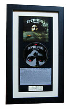 TREMONTI Cauterize CLASSIC CD Album TOP QUALITY FRAMED+EXPRESS GLOBAL SHIP+CREED
