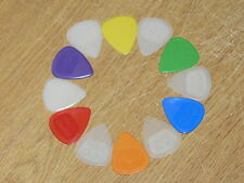 Guitar Pick Set Dunlop Midi Nylon & Glow