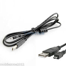 USB Camera Cable Lead Panasonic LUMIX DMC-LX3 DMC-LZ1 DMC-LZ10 DMC-LZ2