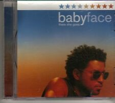 (DP28) BabyFace, There She Goes - 2001 DJ CD