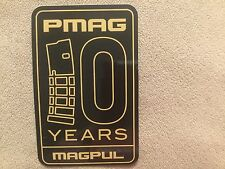 Magpul 10 Years PMAG Sticker