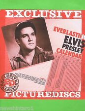 ELVIS PRESLEY PICTUREDISC 33rpm RECORD