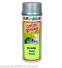 Dupli-Color Color Spray Metallic Silver seidenmatt 400 ml 651540