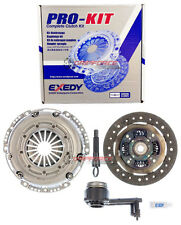 EXEDY CLUTCH PRO-KIT & SLAVE CYLINDER fits 2011 FORD FIESTA 1.6L 4CYL