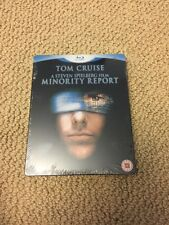 Minority Report Blu ray Steelbook