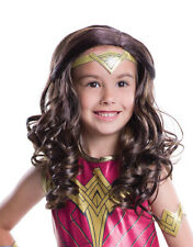 Batman v Superman Accessory, Kids Wonder Woman Wig