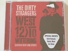 Dirty Strangers - West 12 To Wittering CD Keith Richards SEALED Rolling Stones