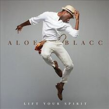 Lift Your Spirit by Aloe Blacc (CD, Mar-2014, Interscope (USA))