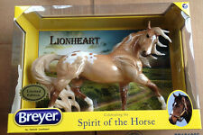 Breyer Lionheart #760520 esprit mold dunalino LIMITED EDITION [--]