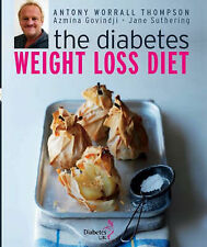The Diabetes Weight Loss Diet Plan, Antony Worrall Thompson, V Clean Book