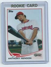 Anthony Rendon 2013 Topps Pro Debut Harrisburg Senators  Rookie Card #170