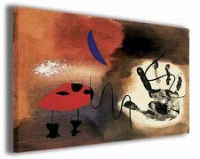 Quadri famosi Joan Mirò vol XVI Stampa su tela arredo moderno arte design