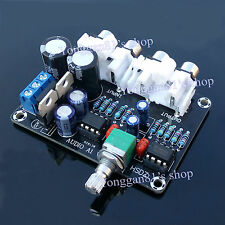 NE5532 Preamp Board Pre-Amplifier AMP Module Musical Fidelity A1 Audio Circuit