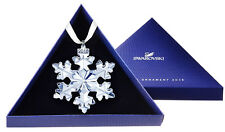 Swarovski  Christmas  Star Ornament 2016   New