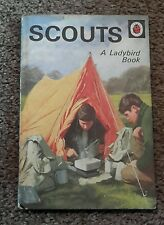 VINTAGE LADYBIRD BOOK  SCOUTS  SERIES 706   18p  W&H