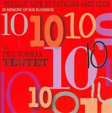 Totally Live at Catalina Jazz Club:  by Phil Norman Tentet  CD  New!