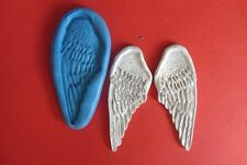 HUGE WINGS SILICONE MOULDS fondant Sugar Paste Fimo Cernit Cupcake