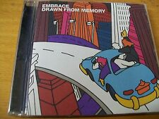 EMBRACE DRAWN FROM MEMORY  CD MINT-