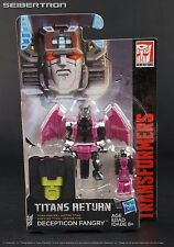 Titan Master FANGRY Transformers Titans Return Generations New 2017 Hasbro