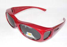 Figuretta Solar Over-glasses UV 400 Polarized red from TV Advertisement