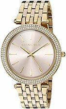 Michael Kors Women's MK3507 'Darci' Crystal Two-Tone Stainless steel Watch