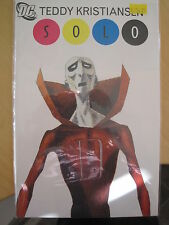 SOLO 8 : TEDDY KRISTIANSEN, Complete 48 page colour issue. ALL TEDDY !. DC.2006