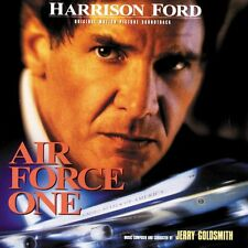 Air Force One - Original Score - OOP - Jerry Goldsmith