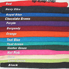 "3 Mayatex Western Show Saddle Blankets 34"" X 36""-Pick 3 your choice of 14 Colors"