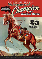 CURTIS,BARRY-CHAMPION THE WONDER HORSE DVD NEW