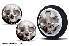 Skin Stickers for Hover Board Wheels Self Balancing Scooter 5 SPOKE Rim Decal BC