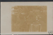 Ancestor Postcard - Fancy Dress - Ladies Dressed Up As Men  U3181