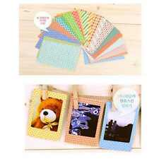 20pcs Lovely Kids DIY Film Photo Ablum Book Craft Decorating Stickers