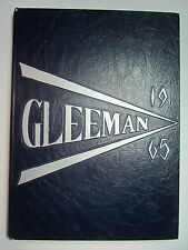1965 GLEEMAN - Bellevue High School Yearbook - Pittsburgh PA