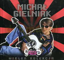 Michal Gielniak - Wielka kolekcja Disco Polo. Tom 13 (CD + ksiazka)) NEW