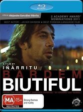 Biutiful (Blu-ray, 2011) New & Sealed