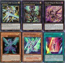 Yugioh Galaxy-Eyes Photon Deck - Full Armor, Starliege Lord Galaxion, Slasher
