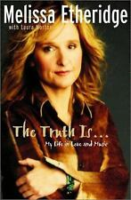 The Truth Is.. My Life in Love and Music (Hardcover,2001)DJ in new Brodart* NEW