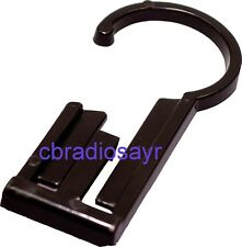Buddy Hook CB Microphone Holder suitable for CB Radio Microphones