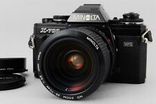 【NEAR MINT】 Minolta new X-700 Camera black & MD 35-70mm f/3.5 from japan #241