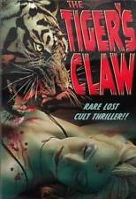The Tiger's Claw New DVD