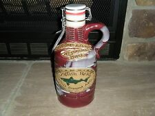 1/2 GAL 64 OZ DOGFISH HEAD HAND CRAFTED CERAMIC GROWLER LIMITED #401 RED RARE!!!