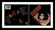 KREATOR OUT OF THE DARK 1992 NOISE SODOM EXHORDER EXHUMER CORONER SEPULTURA