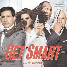 Trevor Rabin CD..Get Smart [Original Motion Picture Soundtrack]