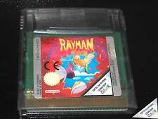 RAYMAN GAMES USED PER GAMEBOY COLOR IN EDIZIONE EUROPEA SOLO CARTUCCIA 29377