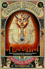 The Osiris Ritual, George Mann, New Book