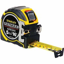 Stanley XTHT0-33503 Fatmax Autolock Tape Measure - 5m/16ft