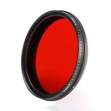 All-in-One Infrared IR Pass X-Ray Lens Filter 77mm 530nm To 720 750nm (Modified)