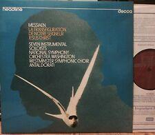 HEAD 1 & 2 Messiaen La Transfiguration De Notre Seigneur Jesus Christ / Dorat...