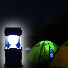 Rechargeable Solar Powered LED Light Practical Lamp For Indoor/Outdoor Camping