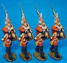 JOHN JENKINS PLAINS OF ABRAHAM QB40N BRITISH 35TH REGT 4 GRENADIERS MARCHING MIB